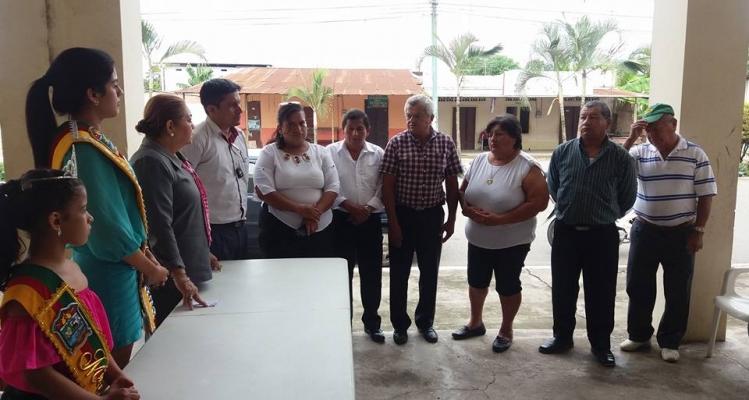 EL GOBIERNO PARROQUIAL POSICIONES DIRECTIVA CENTRO SALUD.