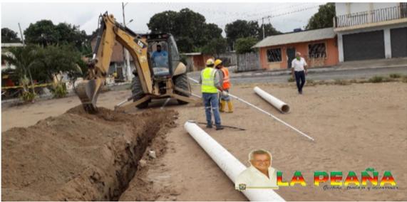 MEJORAMIENTO DE ALCANTARILLADO, BARRIO SANTA CLARA